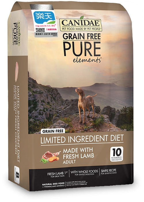 Canidae Pure Elements Dog Food