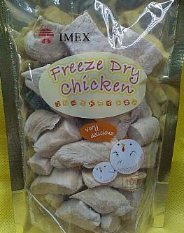 IMEX Freeze Dry Chicken 100g