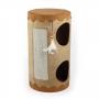 AFP - 狂野獵者 - 圓筒抓板柱 34x62cm