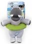 AFP 冰涼浮水玩具-河馬救生員
