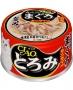 Ciao A-43 濃湯雞肉吞拿魚蟹柳棒貓罐頭80g
