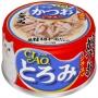 Ciao A-45 濃湯雞肉鰹魚白飯魚貓罐頭80g