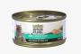 Felidae Pure貓罐頭 - 三文魚與白身魚70g