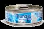 MONGE 天然貓罐頭 - 大西洋吞拿魚 80g