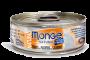 MONGE 天然貓罐頭 - 黃鰭吞拿魚配三文魚 80g