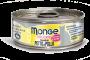 MONGE 天然貓罐頭 - 純鮮雞肉 80g