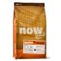 NOW! Grain Free 無穀物鴨肉火雞三文魚蔬菜水果-老犬/體重控制配方 (12lbs)