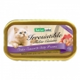 Naturcate 幼滑吞拿魚+小蝦(幼貓)天然貓罐頭  85g