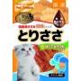 PET TREATS 雞肉薄片-帶子+鰹魚味50g