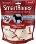 SmartBones 雞肉味迷你潔齒骨 4
