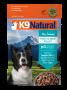 (會員優惠)K9 Natural -Hoki and Beef Feast 紐西蘭脫水鮮肉狗糧 -牛肉藍尖尾鱈魚盛宴 500g
