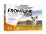 (會員優惠)購物滿$300 $205換購Frontline Plus 犬用殺蝨滴 (10公斤以下犬用) 3支裝