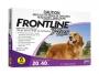 (會員優惠)購物滿$300 $235換購Frontline Plus 犬用殺蝨滴 (20-40公斤犬用) 3支裝