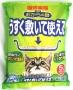 日本貓砂樂園 無塵凝結豆腐砂