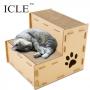 兩層樓梯貓抓板(39X40X33.5)