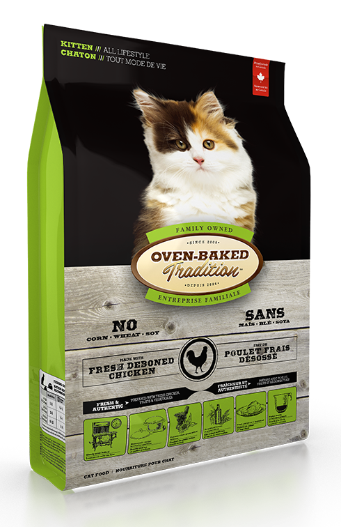 nourriture-pour-chaton-poulet-chicken-flavoured-kitten-food-oven-baked-tradition