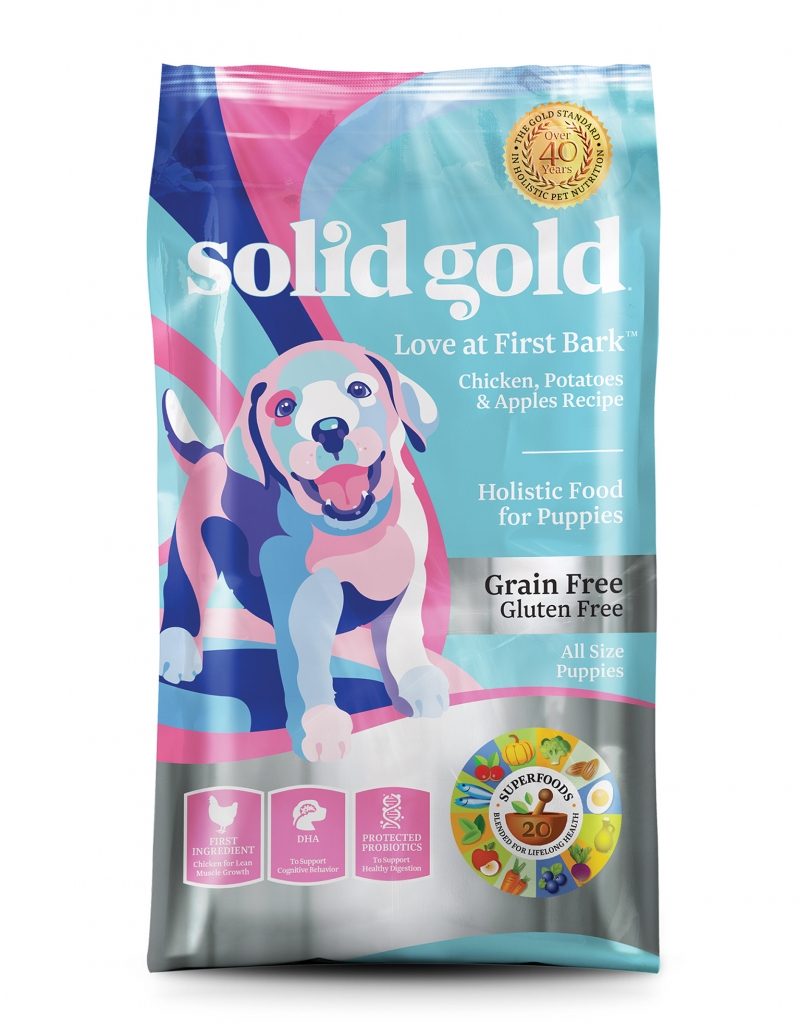 Solid Gold 無穀物幼犬狗糧