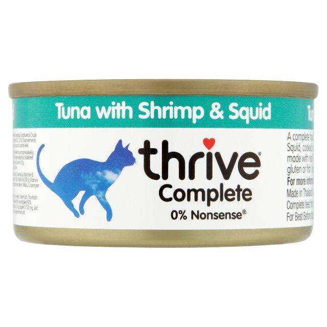 Thrive TunaShrimpSquid
