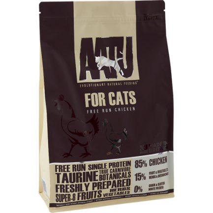 AATU 無穀物走地雞肉全貓糧