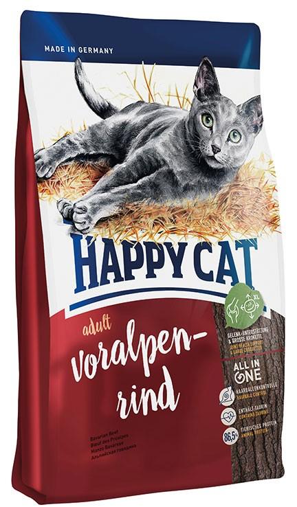 Happy Cat - Adult Voralpen-Rind 成貓牛肉大顆粒配方