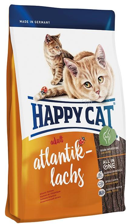 Happy Cat - Adult Atlantik-Lachs 成貓三文魚配方貓糧