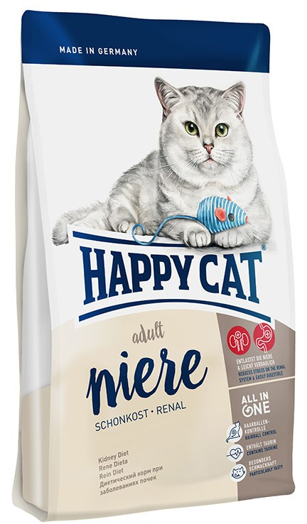Happy Cat - Diet 成貓腎臟保健無麩質配方