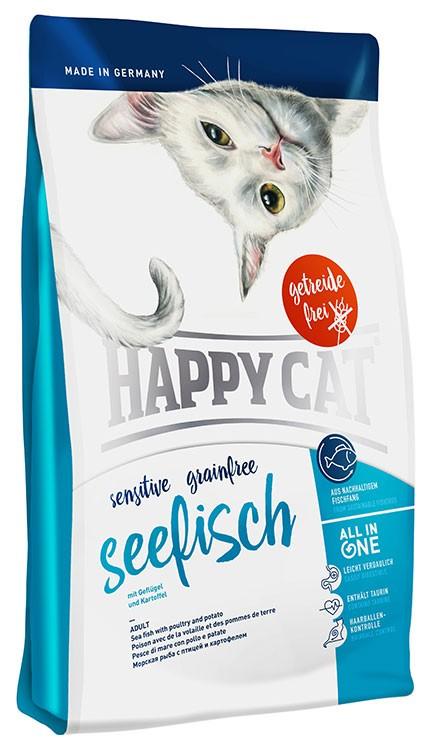 Happy Cat - SeeFisch 成貓深海魚無穀物配方