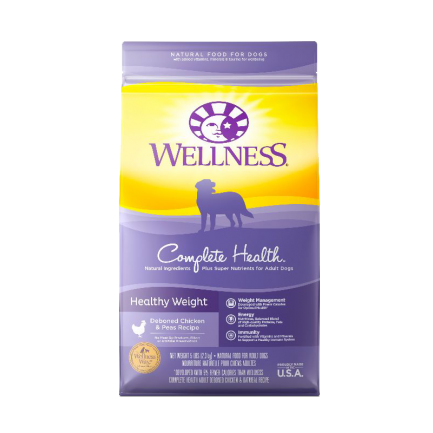 Wellness Complete Health 成犬低脂減肥配方狗糧