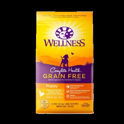 Wellness Complete Health 無穀物幼犬成長配方狗糧
