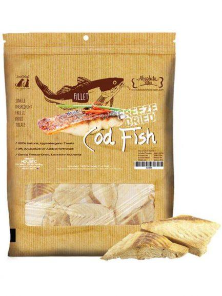 Absolute Bites Freeze Dried 天然原塊凍乾 - 極品銀鱈 30g