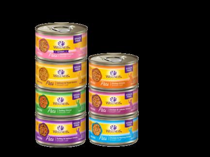 (會員優惠)Wellness天然貓罐頭 3oz x 24罐