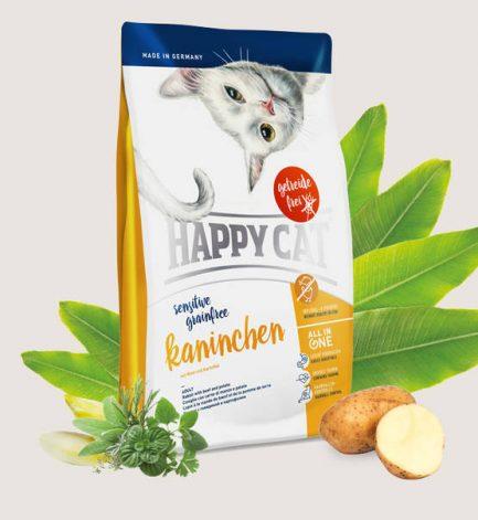 Happy Cat - Grainfree Kaninchen 成貓兔肉無穀物配方
