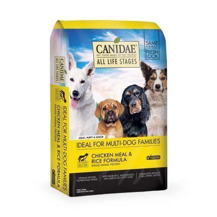 Canidae咖比(卡比)全犬期鮮雞肉紅米配方狗糧