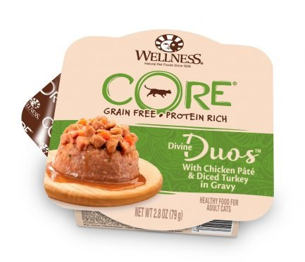 Wellness Core Divine Duos 雙重滋味杯 - 雞茸配火雞肉丁 2.8oz